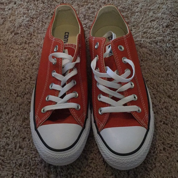 sports shoes 28688 6cb55 Roasted Carrot Converse (NEW). M 5bddefbb6a0bb7108280e7a1